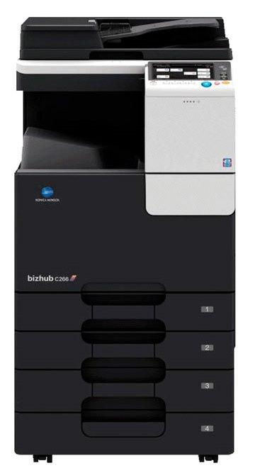 Bizhub-C266